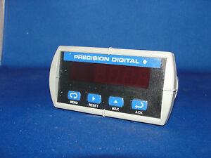 Precision Digital Pd740 7r0 04 Javelin Temperature Meter
