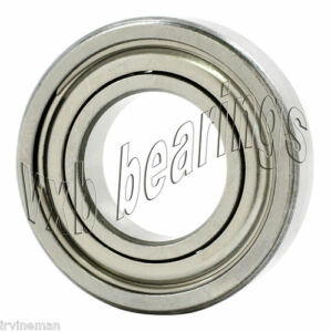 10 Ceramic Bearing Smr93zz 3x9x4 Stainless Steel Shielded Abec 5 Miniature 1049