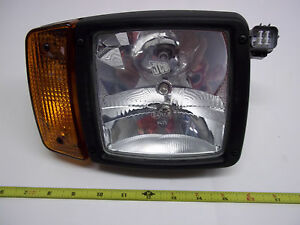 700 42900 Jcb Forklift Head Lamp Right Hand 70042900