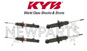 For Mazda Miata 1990 1992 Complete Front rear Shock Absorber Set Kyb