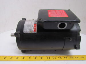 Reliance Electric T56h1021ab 1 2hp 1725rpm 90vdc 56c Tenv Power Matched Motor
