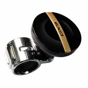 Exo Premium Line Power Handle Car Steering Wheel Suicide Spinner Knob Gold