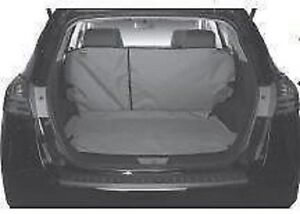 Vehicle Custom Cargo Area Liner Black Fits 2003 2007 Honda Pilot Lx And Ex