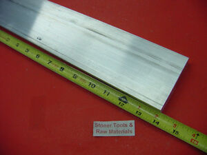 1 X 4 Aluminum 6061 T6511 Flat Bar 14 Long Solid Extruded Plate Mill Stock