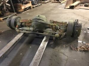 Pettibone Planetary Front Steering Axle Heavy Duty 10 000 Pound b1 8011 Rtlo10
