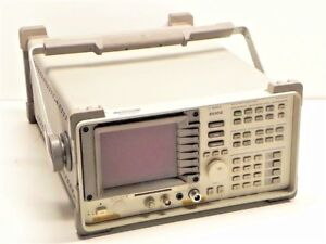 Agilent Hp 8595e Portable Spectrum Analyzer 9 Khz To 6 5 Ghz With Option 41