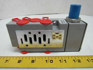 Rexroth Bosch R432025832 Iso 261 Single Base 3 8 And 1 8 Npt Ports Nib