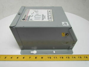 Ge General Electric 9t51b2030 Type Qb Multi tap Transformer 1 00 Kva Class 180