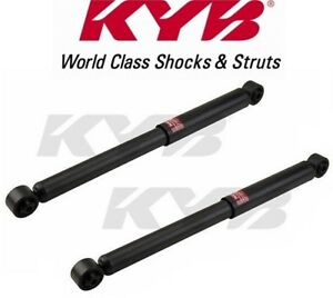 Set Of 2 Rear Shock Absorber Kyb 343379 For Infiniti Qx4 Nissan Pathfinder