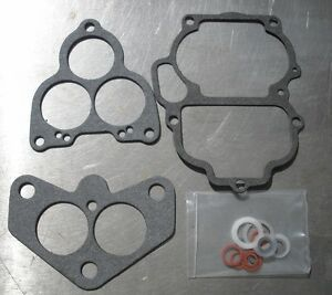 Holley Ford 94 h 100 Gasket Kit 94 2100 stromberg 97 Hot Rat Rod Tri Power