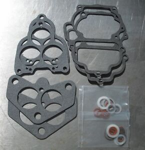 Holley Ford 94 2 h 100 Gasket Kits 94 2100 stromberg 97 Hot Rat Rod Tri Power