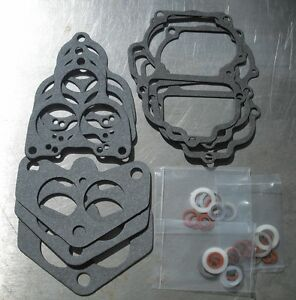 Holley Ford 94 3 H 100 Gasket Kits 94 2100 Stromberg 97 Hot Rod Tri Power 3