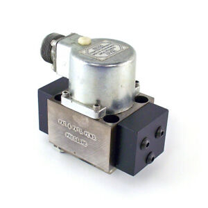 Dynamic Valves Hydraulic Valve Model 12