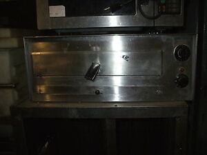 Pizza Oven One Tray Timer Thermostat Wisco Model Mjj 560 900 Items On E Bay