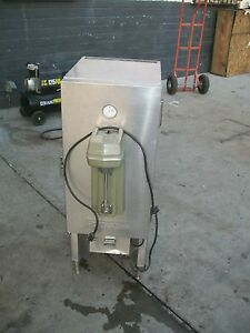 Milk Dispenser Ref 115 Volts With Handles And Mixer S s 900 Items On E Bay