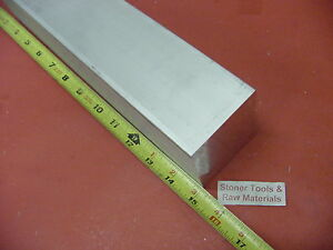 2 X 2 Aluminum 6061 Square Bar 15 Long T6511 2 00 Solid Flat Stock