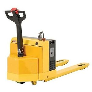 Electric Power Pallet Truck Pallet Jack 4500 Lbs Capacity Self Propelled