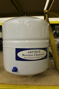 Amtrol Reverse Osmosis Water Storage Tank 4 4 Gallon 16 6l