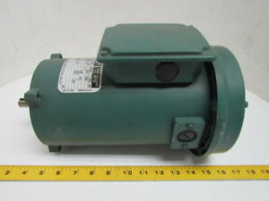 Reliance Electric T56s2004a 1 2hp 90v 56c Frame Tefc Power Matched Dc Motor