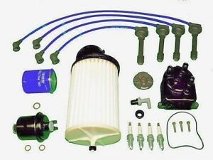 Tune Up Kit Acura Integra Ls Gs Rs 1996 To 1999 1 8l