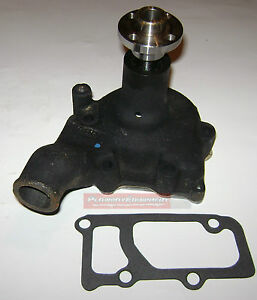 162899as Water Pump For Oliver 550 770 88 Super 88 880 105500as 106871as