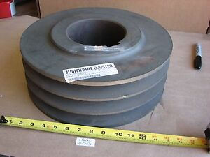 New Allis Chalmers Grooved V belt Pulley S19663deepc1220 3 Groove