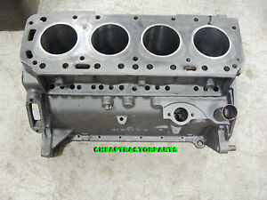 Naa Jubilee Ford Tractor Engine Block New Sleeves Crack Ck d Ready To Install
