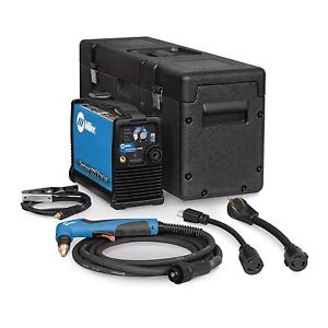 Miller Spectrum 625 X treme Plasma Cutter 12 Xt40 Torch 907579