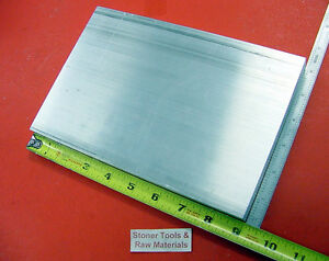 3 4 X 6 Aluminum 6061 Flat Bar 9 Long T6511 Solid Extruded Plate Mill Stock