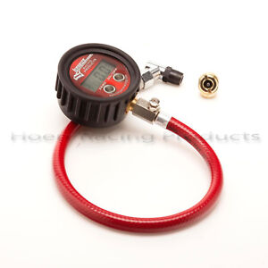Longacre pro Digital Tire Pressure Gauge 0 125 Psi 53028