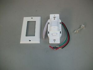 Lot Of 4 Hubbell Rms141w Pir Occupancy Light Switch Motion Sensor new In Box