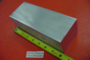 2 1 2 X 3 1 2 Aluminum 6061 Flat Bar 8 Long Solid 2 50 x3 50 Plate Mill Stock