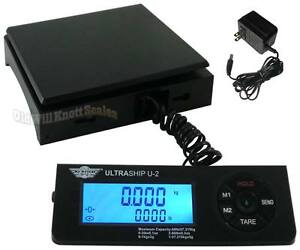 Usb 60 My Weigh Ultraship U2 Digital Postal Scale ac U 2 Shipping Postage