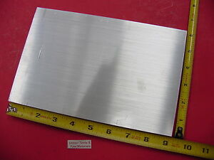 1 2 X 6 Aluminum 6061 Flat Bar 9 Long Solid T6511 Extruded Plate Mill Stock