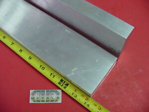 2 Pieces 1 X 3 Aluminum 6061 Flat Bar 14 Long Solid Mill Stock 1 00 x 3 00