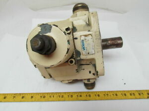Vickers Vva40 P C D Ww20 Variable Displacement Vane Hydraulic Pump