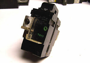Pushmatic Bulldog Circuit Breaker 2p 100a P2100 11200 Zf 34cc