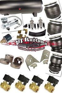 Universal Truck Air Ride Suspension Kit