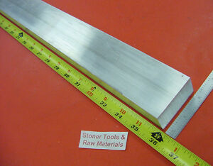 1 1 2 X 2 Aluminum Flat Bar 36 Long 6061 T6511 Plate Mill Stock 1 50 x 2 00