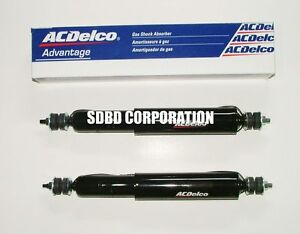 1962 1963 Mercury Meteor Rear Ac Delco Gas Shocks Extended 17 4 Comp 10 59