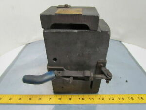 Cadweld Breefef Ip p 6626 1 4x1 1 4 Bus Bar Run Tap Mold