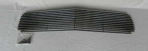 1971 1972 Ford Mustang 1pc Chrome Billet Grille Brand New Custom Grille