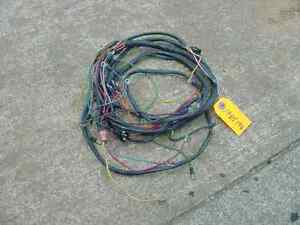 Nos Mopar 1785196 Dodge Fargo Chassis Wiring Harness Chryco