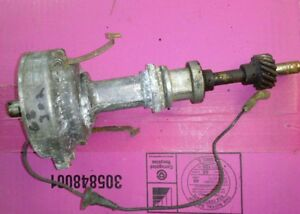 Ford 302 Sbf Engine Distributor Used Condition Oem Part C8of 12127 c