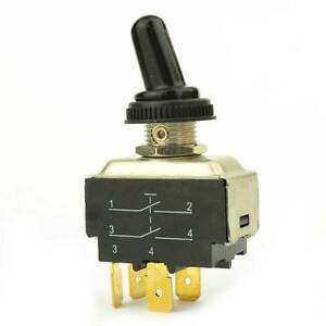 Aftermarket On off Toggle Switch Replaces Dewalt 5130221 00 Hubbell Hbl21sp