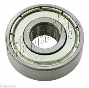 6018 z Radial Ball Bearing Double Shielded Bore Dia 90mm Od 140mm Width 24mm