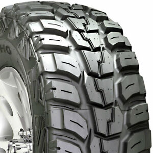 4 New Lt35x12 50 15 Kumho Road Venture Mt Kl71 Mud 1250r R15 Tires Lr C