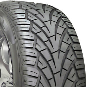 2 New 255 50 19 General Grabber Uhp 50r R19 Tires