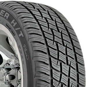 2 New 275 55 20 Cooper Discoverer H T Plus 55r R20 Tires