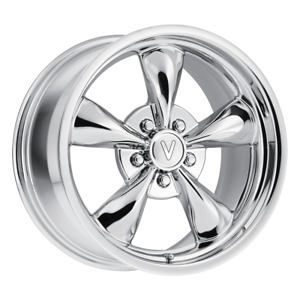 Set 4 17x9 24 5x114 3 5x4 5 Replica Blt Mstg Chrome Wheels rims 17 inch 56710